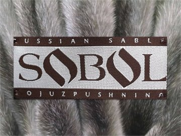 SABLE THE RIGHT CHOICE OF FUR