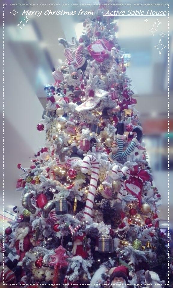 Christmas Tree Active Furs